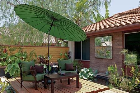Treasure Garden Shanghai Umbrella