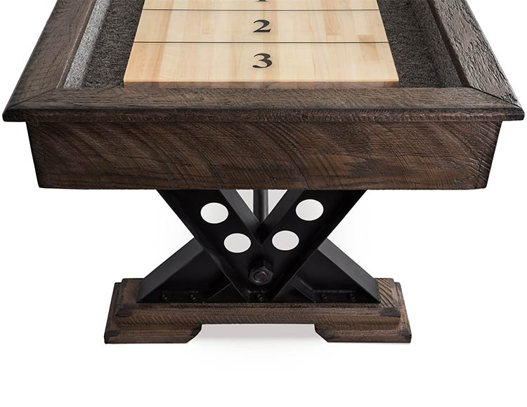 Presidential Billiards Vienna Shuffleboard Table