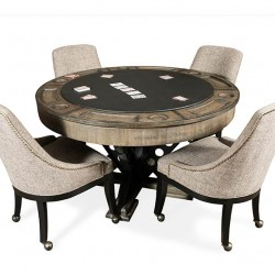 Vienna Poker Table Seasonal Specialty Stores Foxboro