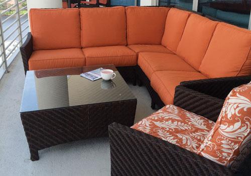Windward Design Group Palmer Seating Seasonal Specialty